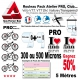Film Protection PRO VTT 300 Microns Pack Atelier