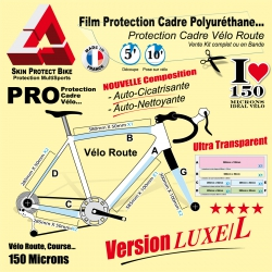Film Protection Vélo Route Luxe L Polyuréthane