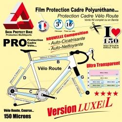 Film Protection Vélo Route Luxe L Polyuréthane