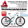 PROMOTION Film de Protection VTT XTREM DH cadre VTT