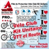 Film Protection Vélo Club protection cadre unitaire