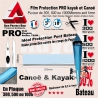 Plaque Film Protection Kayak Protection Coque