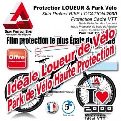Location Vélo Film de Protection épais VTT, Vélo...