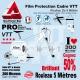 Rouleau Film Protection cadre VTT PRO 300 Microns en rouleau mat ou brillant