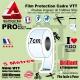 Rouleau Film Protection Cadre VTT PRO 7 cm 500 Microns en rouleau 5 mètres