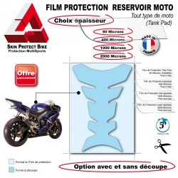 Film de Protection Réservoir Moto (140mm X 210mm)  Tank Pad