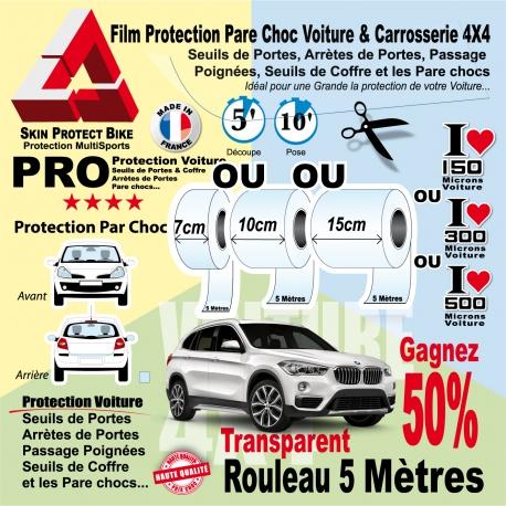 rouleau film protection pare choc voiture et carrosserie 4x4. Black Bedroom Furniture Sets. Home Design Ideas