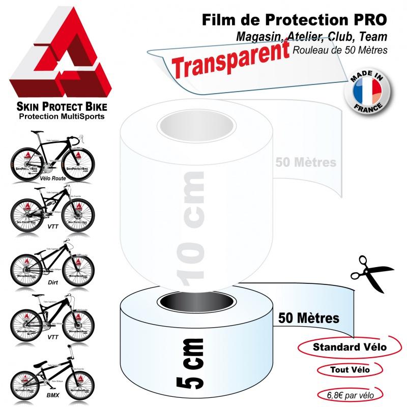 film de protection pro cycle rouleau professionnel solution conomique. Black Bedroom Furniture Sets. Home Design Ideas