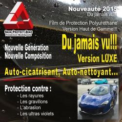 Film de Protection Vélo auto cicatrisant Auto nettoyant haut de gamme