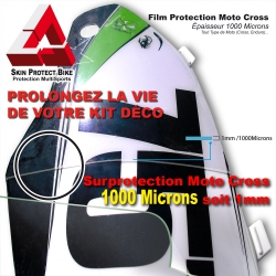 Surprotection Kit déco Moto Cross Film Protection