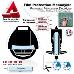 Film de Protection Monocycle électrique wheel