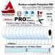Film de Protection PRO Grand Rouleau complet 300 microns Vélo 5 Mètres