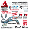 Film Protection Quad Kit Déco PRO Pack Atelier Team course