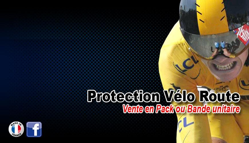 Film de Protection Vélo Route Polyuréthane Cicatrisant et Auto Nettoyant