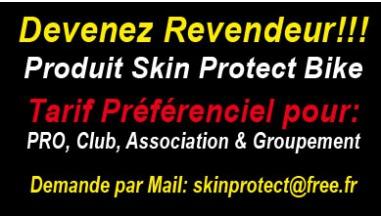 Devenez revendeur des Films de protections Skin Protect Bike