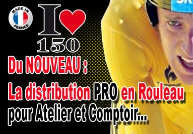 Film Protection PRO en rouleau