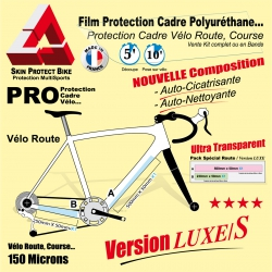Film Protection Vélo Route Luxe S Polyuréthane