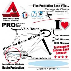 Film de Protection Base cadre vélo route