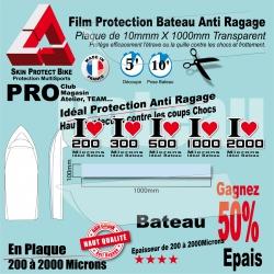 Bande Anti Ragage transparent pour Bateau