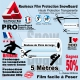 Rouleau Film Protection PRO SnowBoard 300 Microns Pack Atelier