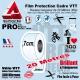 Rouleau Film Protection Cadre VTT PRO 300 Microns en rouleau 20 mètres