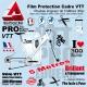 Rouleau Film Protection Cadre VTT PRO 7 cm 300 Microns en rouleau 5 mètres