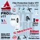 Rouleau Film Protection Cadre VTT PRO 5 cm 300 Microns en rouleau 5 mètres