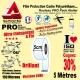 Rouleau Film Protection cadre Vélo Polyuréthane 5cm