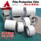 Rouleau Film Protection cadre VTT 500 Microns 5cm en rouleau PRO Mat ou Brillant