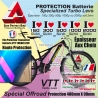 Film PROTECTION Batterie Specialized Turbo Levo Sticker Transparent