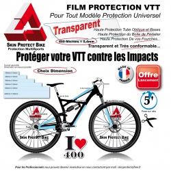 Film de Protection VTT Universel 400 Microns en Bande rhinocéros