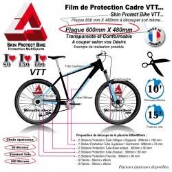 Film de Protection VTT planche