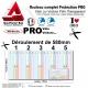 Film de Protection PRO Grand Rouleau complet 300 microns Vélo