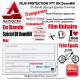 Film Protection VTT DH DownHill 1000 Microns en Bande Découpé